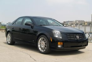 2007 Cadillac CTS by thetoad01
