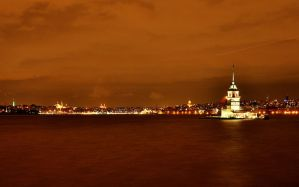 A Different Story of Istanbul by vabserk