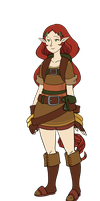 SA: Adventure Outfit by Miyanko