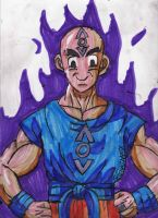 Kuririn, You have much compassion by ChahlesXavier