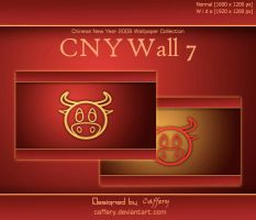 CNY Wall 7 by Caffery