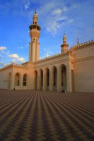 Adiliyah Mosque by tenetsi