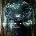 deer lord by Friday13666lucky