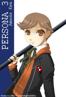 +P3: The Spearwielder+ by twilight-inochihime