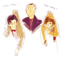 team tardis by Blue-Fox