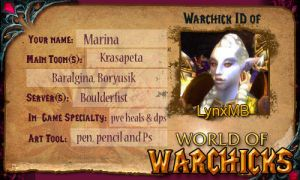 Warchicks ID by LynxMB