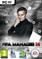 Fifa manager 2014 cover by Hshamsi
