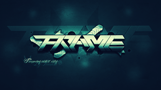 FrameWayArts contest entry 3D by PearArts by PearArts