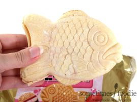 Melona Taiyaki Ice Cream by chat-noir