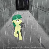 Lost In The Shuffle by PonyRave