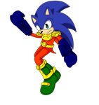 Zonic is ready by Blue-Zoner