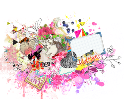 PNG DOODLE BG:) by Lycaaa21