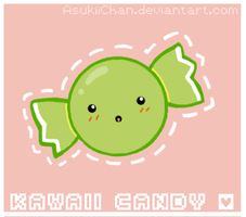Kawaii Candy by AsukiiChan