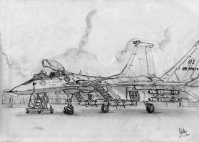 Variable Fighter by MeganeRid