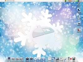 New Year Desktop by Carudo