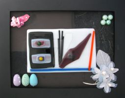 Sushi Plate Picture by KatarniaHolbart