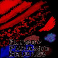 Bloody Parasite Brush Pack 1 by BloodyParasite