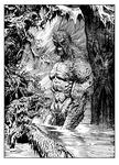 Swampthing by LiamSharp