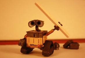 Wall-e found sumthin' by spunkyreal