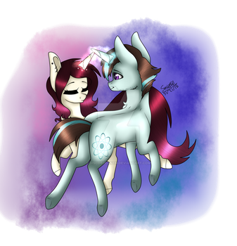 All about us|Gift by DiscordfanTM