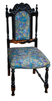 old chair by mistyt-stock