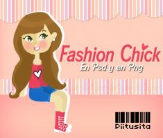 Fashion Chic :D PSD Descargalaa! by Piitusita