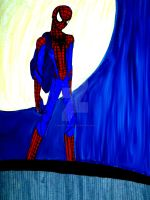 The Amazing Spider-man by InkArtWriter