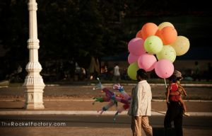 Some ballons by frankrizzo