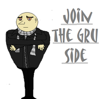 Join the Gru Side by 1wizgirl27