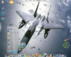 My Desktop by 7amZa