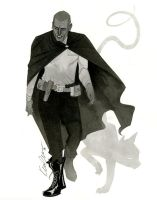 The Will - HeroesCon 2014 sketch by kevinwada