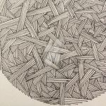 Lines within a circle by r-o-s-a-n-n-a