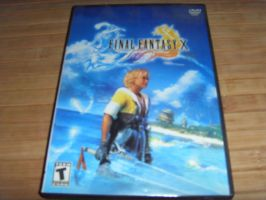 Final Fantasy 10 by Gexon