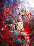Mistery Centaur Girl by Futago-KawaiI