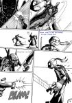 TMNT: The Rise of Abomin :PAGE 4: by MrARTism