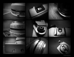 Weapon of a Photographer by Nikoneyes