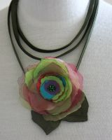 green necklace by basia-hs