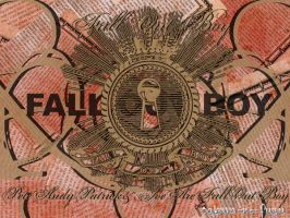 Fall Out Boy Wall by aestheticirony