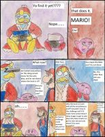 Kirby, Dedede and the  3DS smash menu by kingofthedededes73