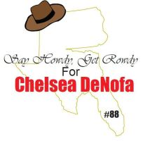 Say Howdy Get Rowdy For Chelsea DeNofa Design by Drift-Queen7