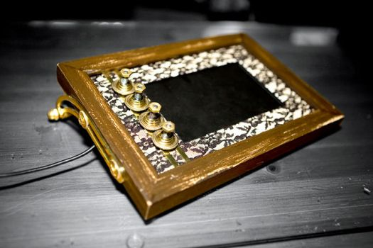 steampunk touch tablet 1 by TikiDansPhotography