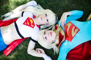 Kara Zor-El by Flying-Fox