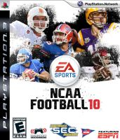 NCAA Football 10 SEC by MattBizzle2k10