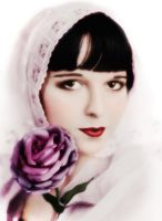 Louise Brooks colorized by Tricia-92
