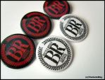 .:BATTLE ROYALE badge:. by SaMtRoNiKa