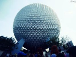 Epcot by JustEatMyApple