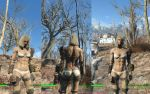 Female muscle mod for Fallout4 by Tigersan