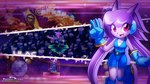 FP: Lilac Wallpaper by M24Designs