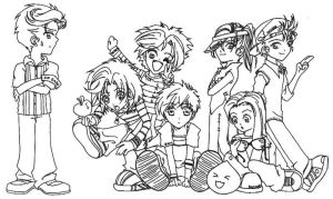 SMA Staff 2006 by 2inK