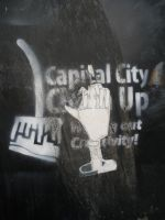 Fuck Capital City Cleanup by murderscene6